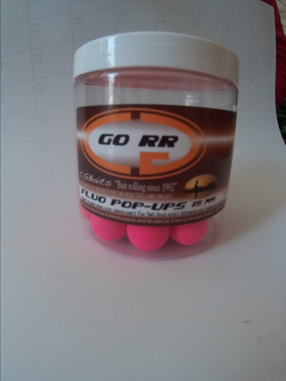 POP-UP GORR 15MM