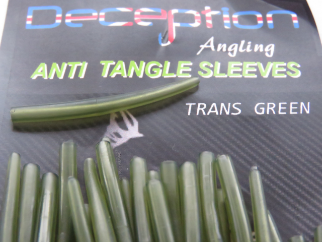 ANTI TANGLE SLLEVES GREEN